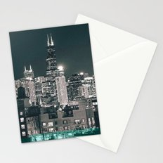 Chicago | Project L0̷SS   Stationery Cards