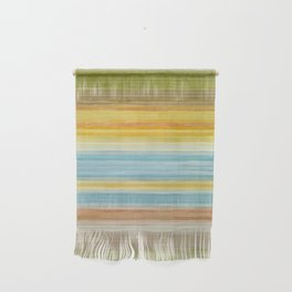 Colorbands Yellowstone Yellow Wall Hanging
