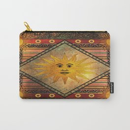 Vintage Midsummer Festival Carry-All Pouch