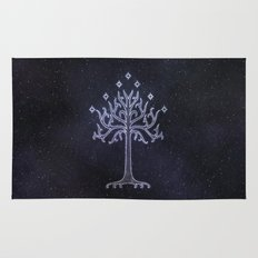 The White Tree Rug