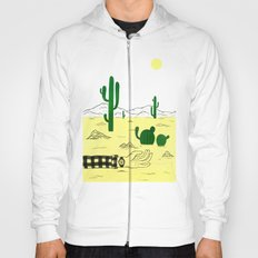 Man & Nature - The Desert Hoody