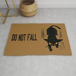 Do not fall Rug