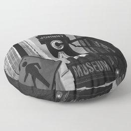 Cash in Nashville Floor Pillow