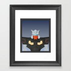 Rewind MTMTE Framed Art Print