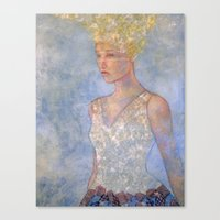 focus Canvas Prints featuring Focus by Hinterland Girl