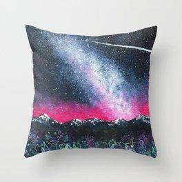 Elysium Throw Pillow