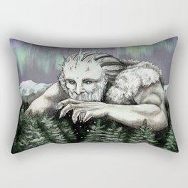 Frost Giant Rectangular Pillow