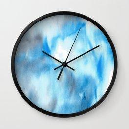 Abstract #43 Wall Clock