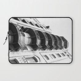 Warehouse District Architecture Hamburg Laptop Sleeve