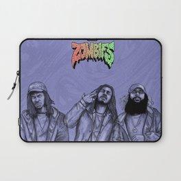 Flatbush ZOMBiES.(alt) Laptop Sleeve