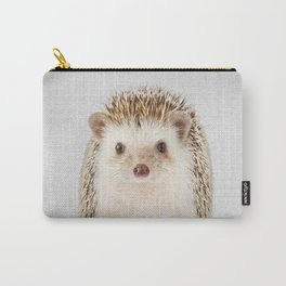 Hedgehog - Colorful Carry-All Pouch