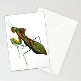 The Leaf Mantis Stationery Cards