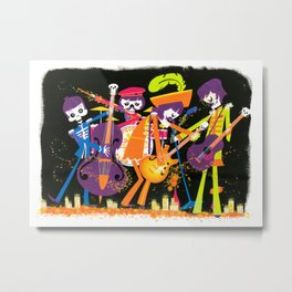The Lonely Dead Hearts Metal Print