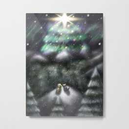 Christmas Wish 2015 Metal Print