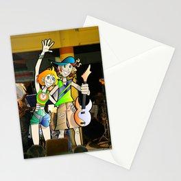 Jak & Gina Stationery Cards