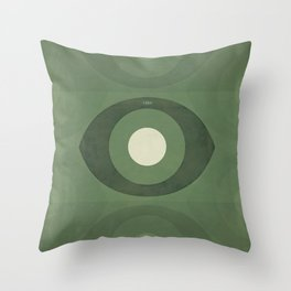 George Orwell Nineteen Eighty-Four - Minimalist literary design, bookish gift Throw Pillow