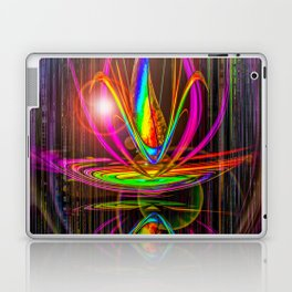 Abstract perfection - Light and shadow Laptop & iPad Skin