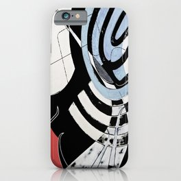 Night Owl Surfers iPhone Case