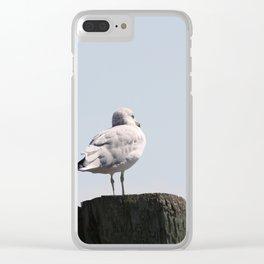 Sweet Flight Clear iPhone Case