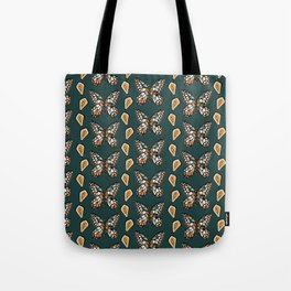 Mary's Butterfly Garden Tote Bag