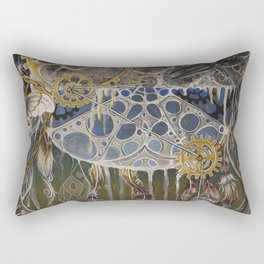 Divine Time Rectangular Pillow