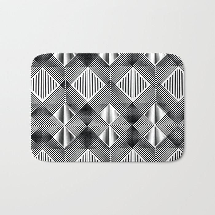Pattern K 10 Bath Mat