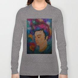 Galaxy Boy Long Sleeve T-shirt