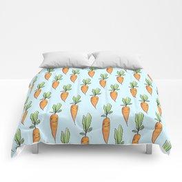 Darling carrot Comforters
