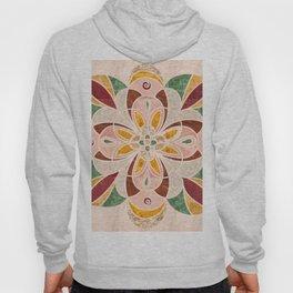 Brown Mandala 04 Hoody