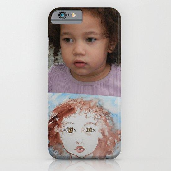 Alice Still In Wonderland iPhone & iPod Case