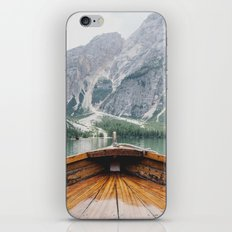 Live the Adventure iPhone Skin