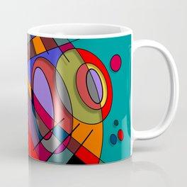 Abstract #50 Coffee Mug