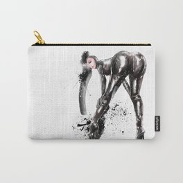 Fetish painting #4 Carry-All Pouch