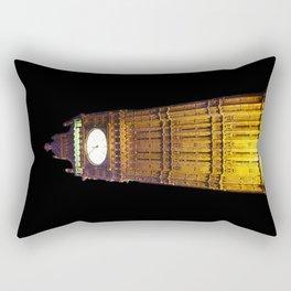 Big Ben – Paint & Poster Effect Rectangular Pillow