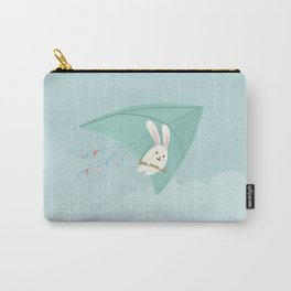 Let's fly to the sky Carry-All Pouch