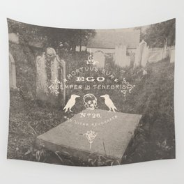 Mortuus Sum Wall Tapestry