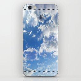 On Top iPhone Skin