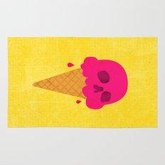 Skull Scoop. Rug