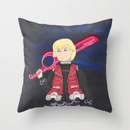 This is the Monado's Power Throw Pillow