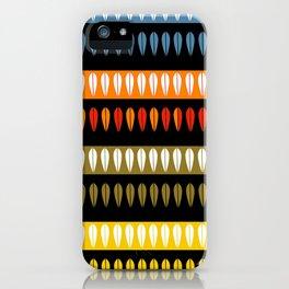 Lotus pattern  iPhone Case