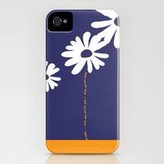 She Loves Me Not iPhone (4, 4s) Slim Case