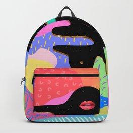 Collag Fantasy Backpack