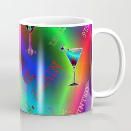 """""""Drinking About You"""" by surrealpete Coffee Mug"""