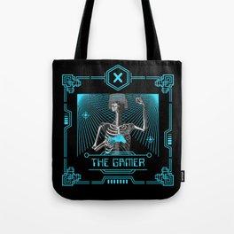 The Gamer X Tarot Card Tote Bag