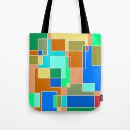 Abstract #927 Tote Bag