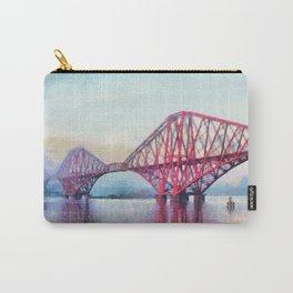Forth Bridge, Scotland Carry-All Pouch