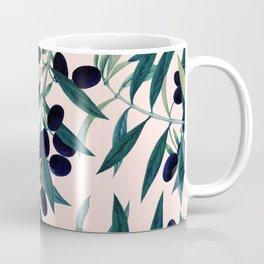 Olive Branch Pattern #society6 #decor #buyart Coffee Mug