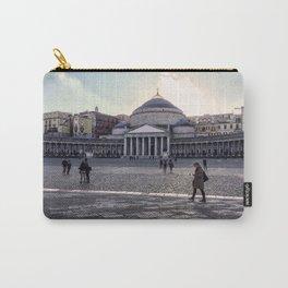 Piazza del Plebiscito, Napoli, Italy Carry-All Pouch