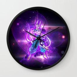 Beerus Wall Clock