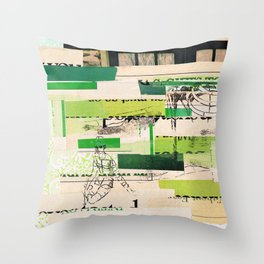 Poorly Constructed Throw Pillow
